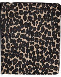 Burberry Prorsum - Leopard Ipad Case - Lyst