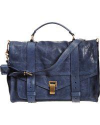 Proenza Schouler - Ps1 Large Shoulder Bag - Lyst
