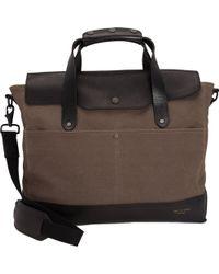 Rag & Bone - Rugged Briefcase - Lyst
