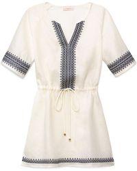 Tory Burch Skye Dress - Lyst