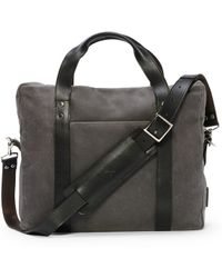 Club Monaco - Ernest Alexander Brief Bag - Lyst