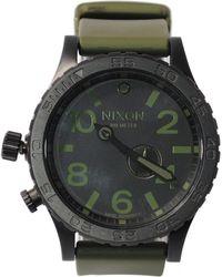 Nixon The 5130 Pu Watch - Lyst
