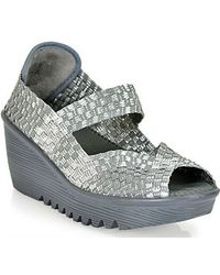 Bernie Mev Halle - Mary Jane Wedge - Lyst