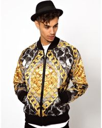 Blood Brother Dante Jacket - Yellow