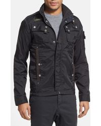 G-Star RAW Recolite Light Weight Military Jacket - Lyst