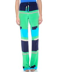 Issa High Waisted Pants - Lyst