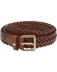 Mulberry Braided Belt - Lyst