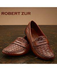 Robert Zur - Driving Moccasin - Lyst