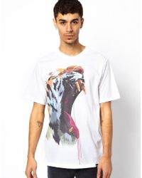 Rook - Tiger Tooth Tshirt - Lyst