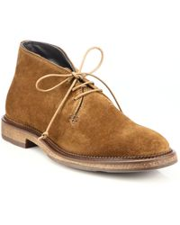 To Boot Clarkston Crepe Sole Chukka Boot - Brown