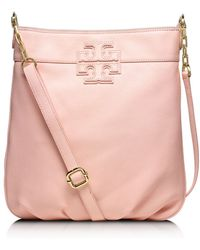 Tory Burch Stacked T Book Bag - Lyst