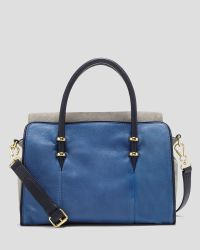 Vince Camuto Satchel Reese - Blue
