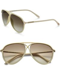 Tom Ford Maximilion Acetate Injection Aviators - Lyst