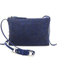 Twelfth Street Cynthia Vincent Somer Cross Body Bag - Indigo - Blue