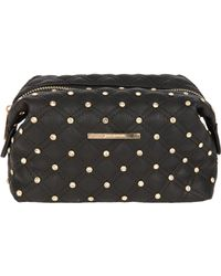 Jane Norman - Quilted Makeup Bag - Lyst