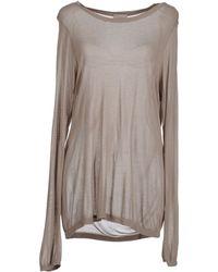 Laneus Long Sleeve T-Shirt - Lyst