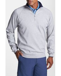 Bobby Jones Competition Half Zip Pullover - Lyst