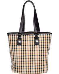 Daks Medium Fabric Bag - Black