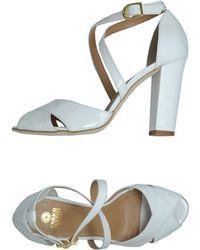 Enrico Fantini High-Heeled Sandals - Lyst