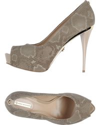 Jorge Bischoff - Pumps with Open Toe - Lyst