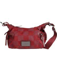 Roccobarocco Small Fabric Bag - Purple