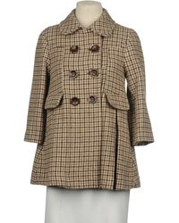 Semi-couture Full-Length Jacket - Lyst