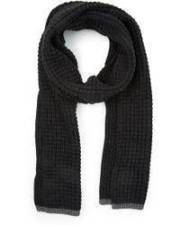 Forever 21 - Everyday Popcorn Knit Scarf - Lyst