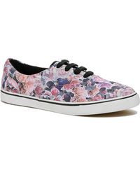Asos Sneakers with Floral Print - Lyst
