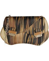 Gianvito Rossi - Medium Fabric Bag - Lyst