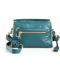 Jaden Leather Shoulder Bag