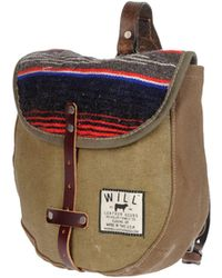 Will Leather Goods - Rucksacks - Lyst