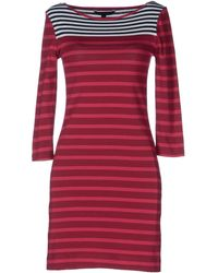 French Connection Short Dress - Lyst