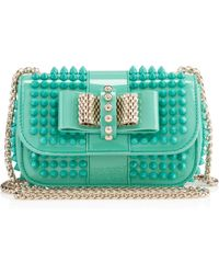 Christian Louboutin Sweety Charity Patentspikes - Lyst