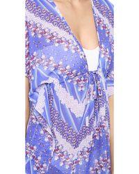 Josa Tulum - V Largo Cover Up Dress - Lyst