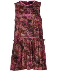 Lulu & Co Short Dress - Lyst