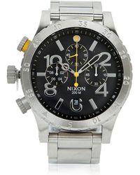 Nixon - 4820 Chrono Limited Edition Watch - Lyst