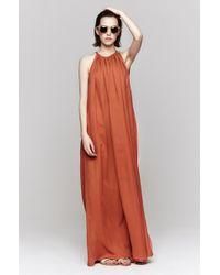 Heidi Merrick - Grecian Dress - Lyst