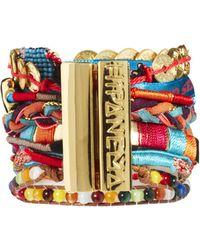 Hipanema Aztec Bracelet - Metallic