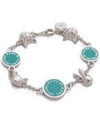 Marc By Marc Jacobs - Animals Medley Bracelet - Lyst