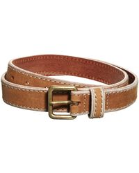 Pepe Jeans - Leather Belt - Lyst