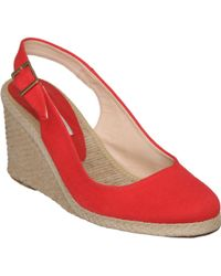 Pied a Terre | Imperia Simple Slingback Espadril | Lyst
