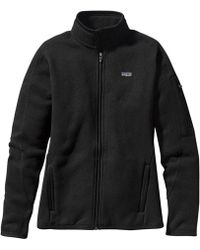 Patagonia - Better Jumper Fleece Jacket - Lyst