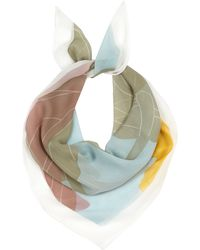 Tate Oblong Scarf - Lyst