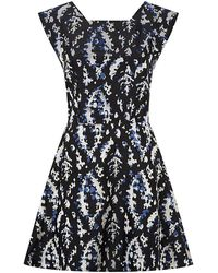 Theyskens' Theory - Short Dress - Lyst