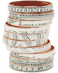 Bijoux De Famille - Crazy Dollar Bangles - Lyst