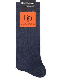 Doré Doré - Sensitive Cotton Socks - Lyst