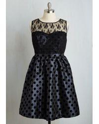 ModCloth | Belle Of The Ballroom Dress | Lyst