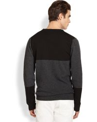 Diesel Shina Colorblock Sweater - Lyst