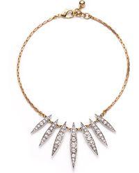 Lulu Frost | Datura Spike Necklace | Lyst