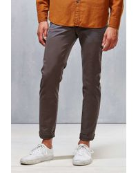Hawkings Mcgill | Washed Skinny Stretch Chino Pant | Lyst